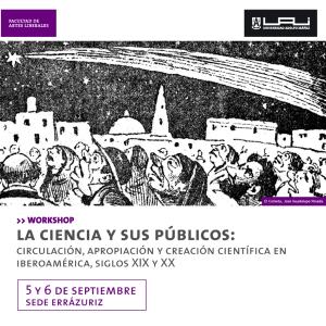 events_2019 la ciencia y sus públicos