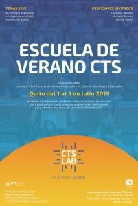 FLACSO CTS Verano 2019