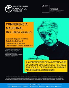events_2019conferencia Vessuri Chile