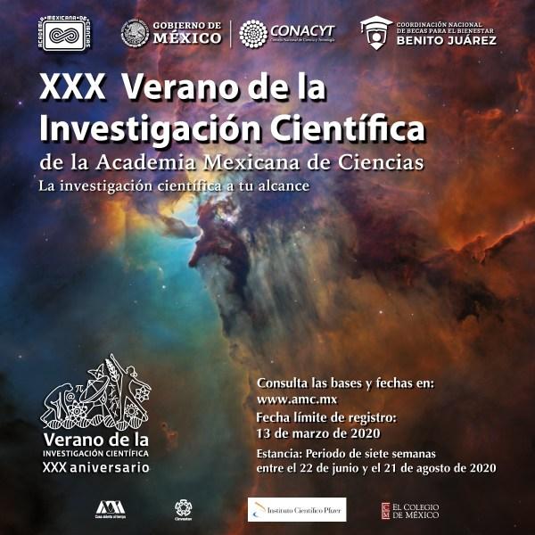 events_2020 XXX Verano de la Ciencia
