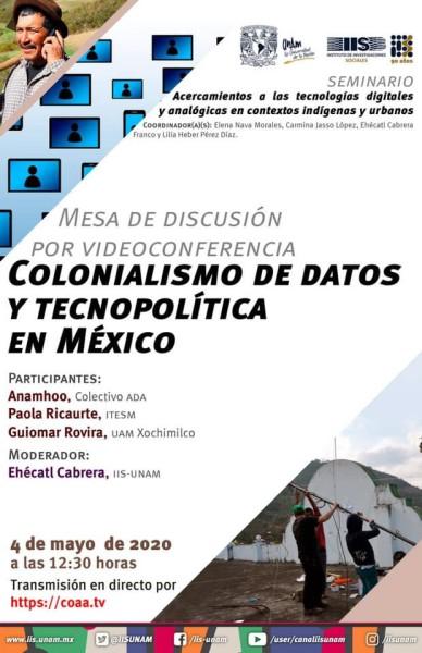 events_2020 Colonialismo de datos