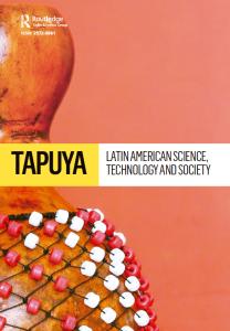 Tapuya Vol 4 cover image